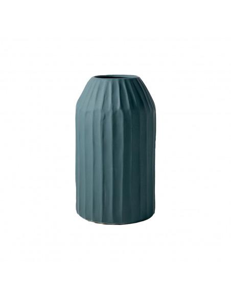 Vase Korinthos green en céramique au design vintage par Pavao Studio