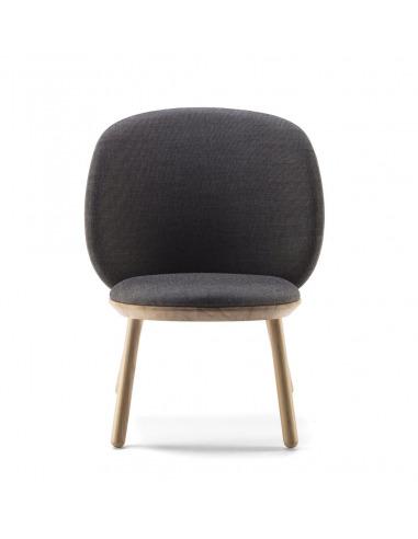 Fauteuil Naïve Low Chair en Tissu...