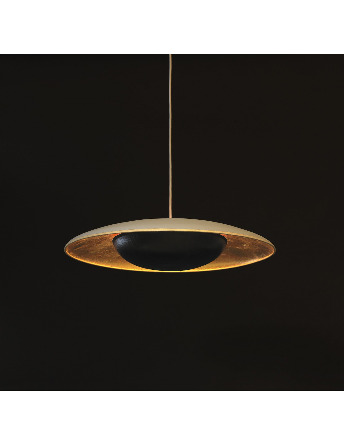 suspension co design eclipse en papier japonais par c line wright otoko. Black Bedroom Furniture Sets. Home Design Ideas