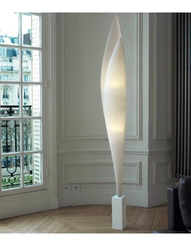 lampadaire eco design envol en papier japonais par celine wright 5 Frais Lampe Papier Design Kse4