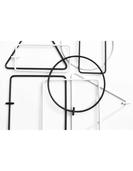Suspension géométrique Rectangle Geometry Made Easy par Sara Bernardi