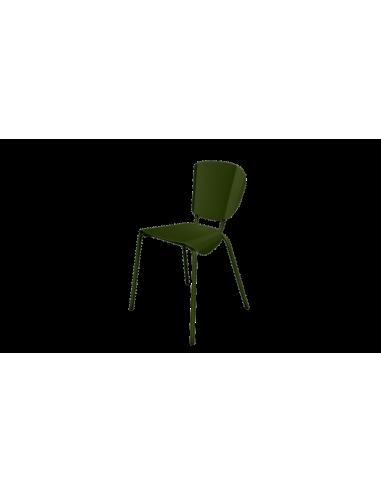 Chaise Batchair en acier par...