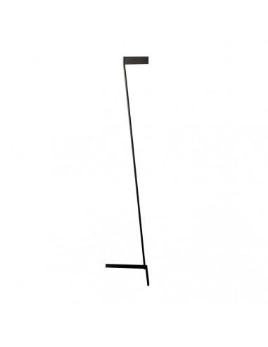 Lampadaire Vector en acier au design minimaliste par Santiago SEVILLANO x Mantra