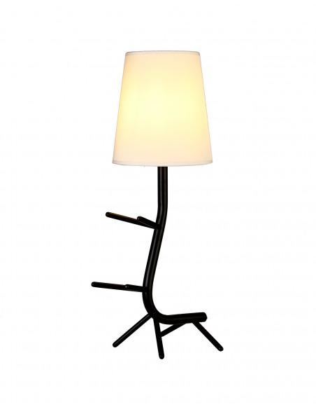 Lampe a poser Centipede en acier au design insolite par Rubtsov Maxim x Mantra