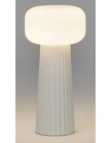Lampe a poser Faro en céramique et...