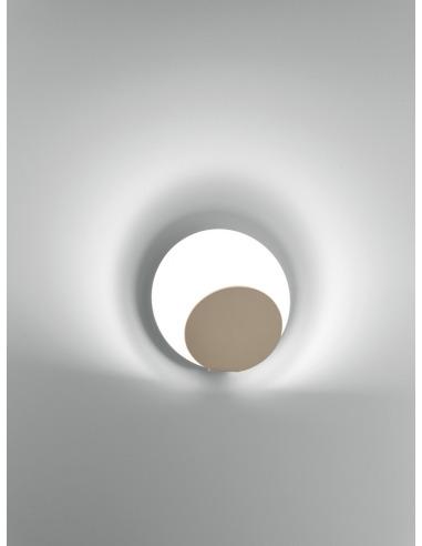Applique murale Kamak disques ronds...