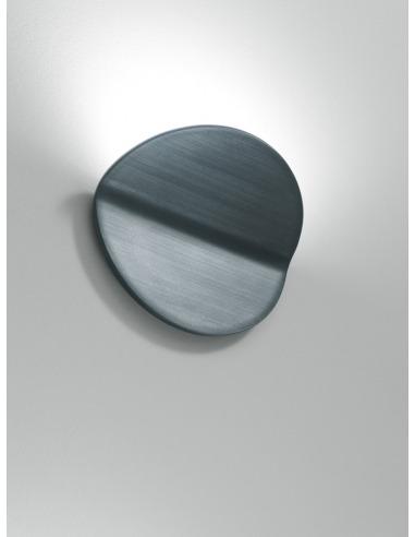 Applique murale PLUG disque aluminium...