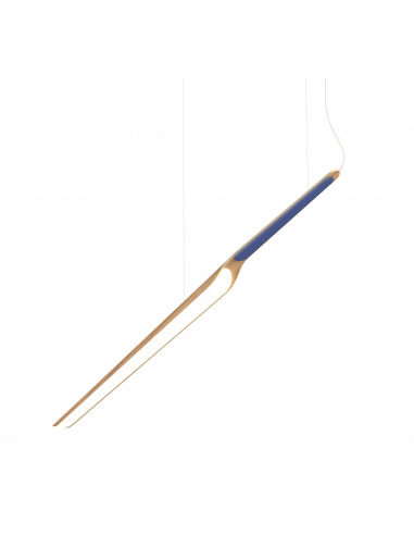 Suspension en bois Swan-Wing Led au design scandinave par Tunto
