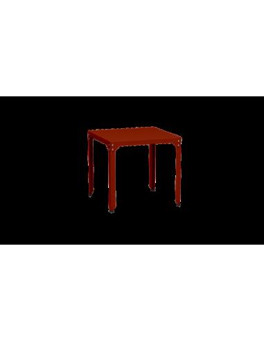 Table carrée Hegoa par Luc Jozancy x...