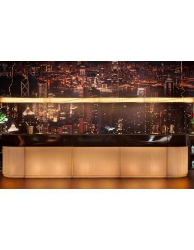 Bar lumineux Cordiale corner en...