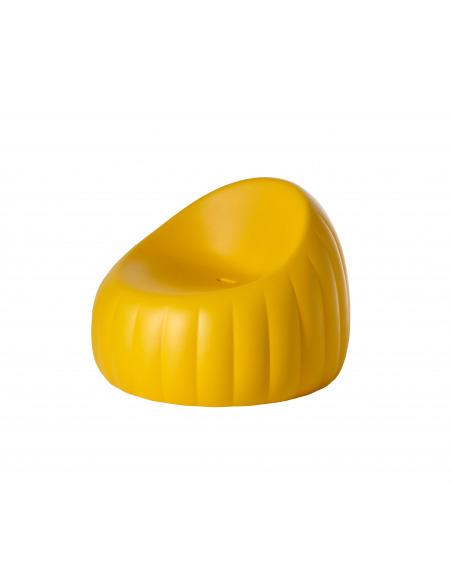Chaise longue Gelée en polyéthylène par Roberto Paoli x SLIDE Studio