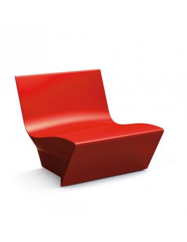 Chaise Kami Ichi en polyéthylène par...