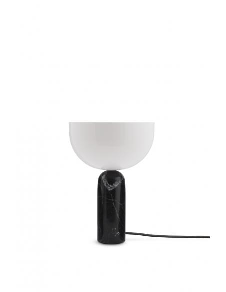 Lampe a poser Kizu en marbre par Lars Tornøe x New Works