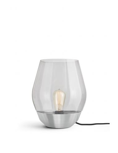 Lampe a poser Bowl en verre par Knut...
