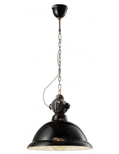 Suspension Industrial en céramique...