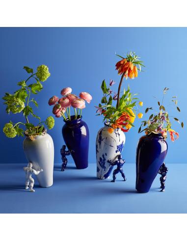 Vase / Pot de fleurs original My Superhero au design incroyable
