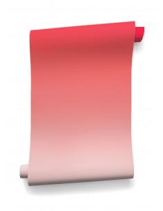Papier peint design intissé Sunset grenadine prêt-à-poser by A+A Cooren