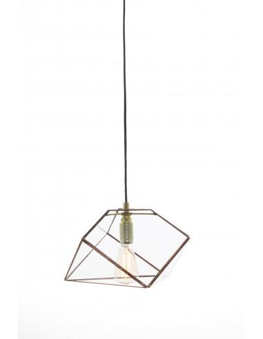 Suspension géométrique Mae au design minimaliste et vintage