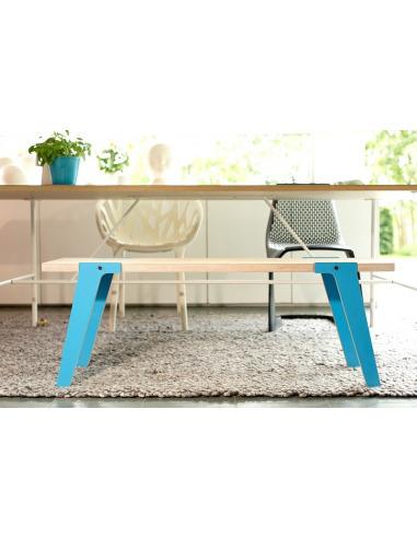 Banc d'intérieur contemporain Switch bench 03 en bois
