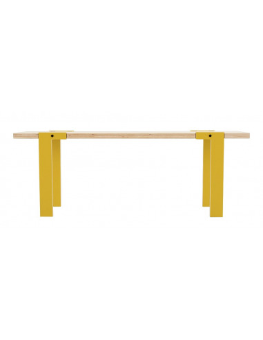 Banc d 39 int rieur contemporain switch bench 04 en bois - Banc bois interieur ...