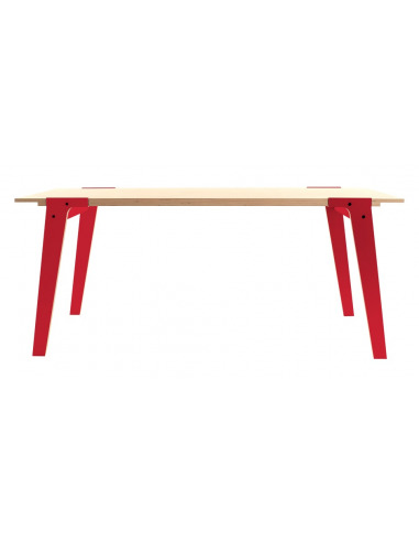 Table Switch S Mid (1m80) en bois au design contemporain