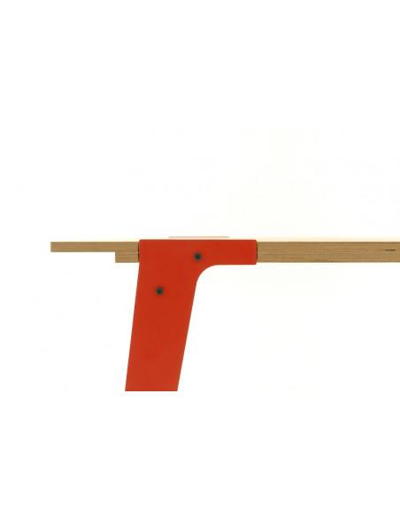 Table Switch S Mid (1m80) en bois au design contemporain