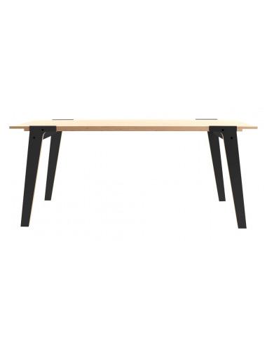 Table Switch S Large (2m) en bois au design contemporain