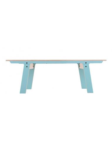 Banc d'intérieur contemporain Slim bench 01 Small en bois