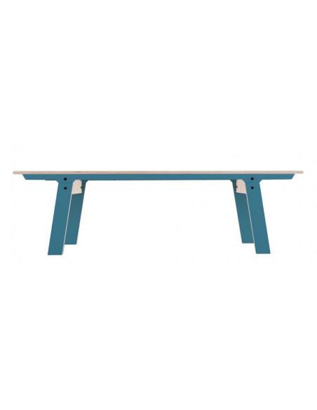 Banc d'intérieur contemporain Slim bench 01 Mid en bois