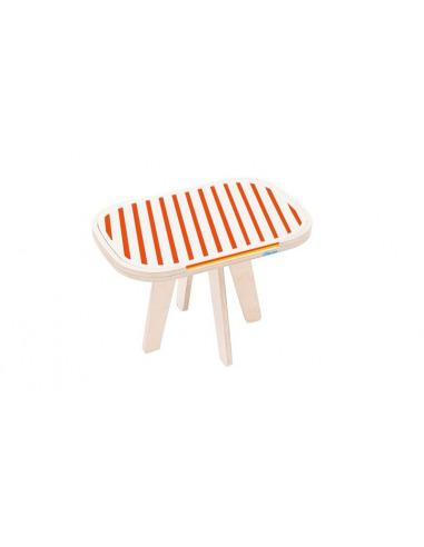 Table d'appoint Slim Touch side en bois