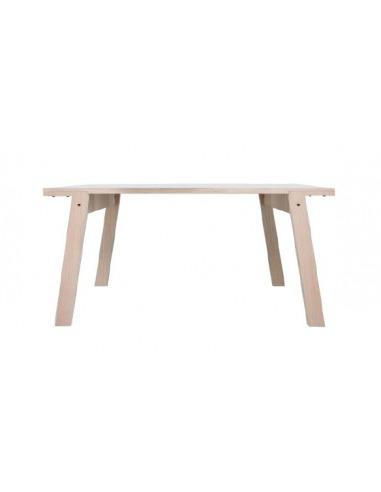 Table Flat S (1m50) en bois au design contemporain