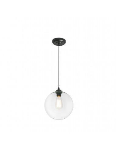 Suspension Retro'Light 2 en verre au style vintage et retro