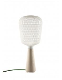 Lampe à poser design AFILLIA ESP Led fabriquée avec la technique de l'impression 3D