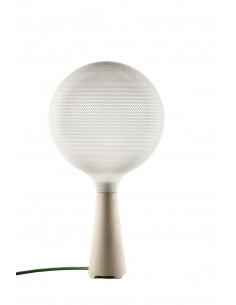 Lampe à poser AFILLIA SFE Led fabriquée avec la technique de l'impression 3D