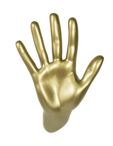 Patère originale et design Hand Job Wave par Thelermont Hupton