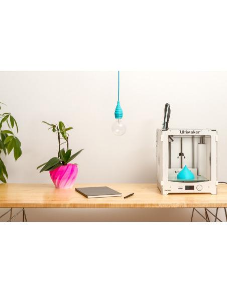 Suspension moderne Daan fabriquée avec une imprimante 3D