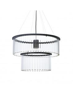 Lustre chandelier avec tubes à essai amovibles MARIA S.C. Double