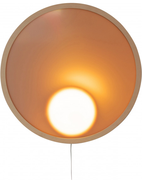 Applique design Kolo Magnet LED en forme de soleil