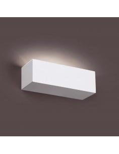 Applique en plâtre Crea au design moderne