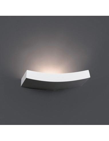 Applique en plâtre Crea III au design moderne