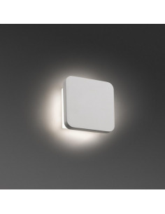 Applique en plâtre LED DesignFOR au design moderne