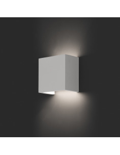 Applique en plâtre Astro II au design moderne