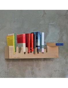 Étagère bibliothèque design New York Skylane