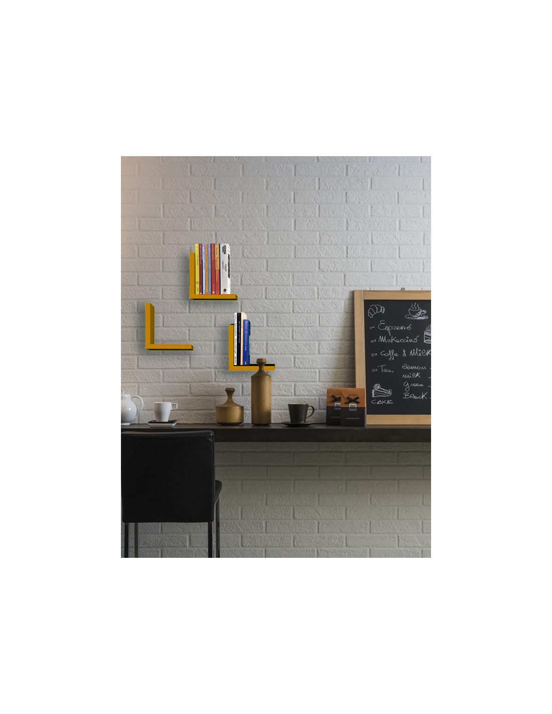 Fly etagere murale etagere murale fly pour etagere murale for Tablette murale fly