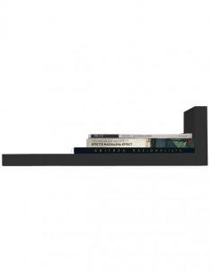 Etagère bibliothèque Fly Long au design simple et moderne