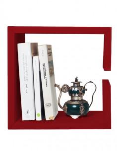 Étagère bibliothèque design moderne Qbetto Small