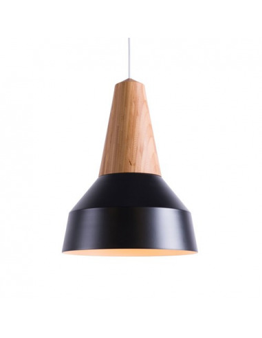 Suspension en bamboo Eikon basic au design scandinave