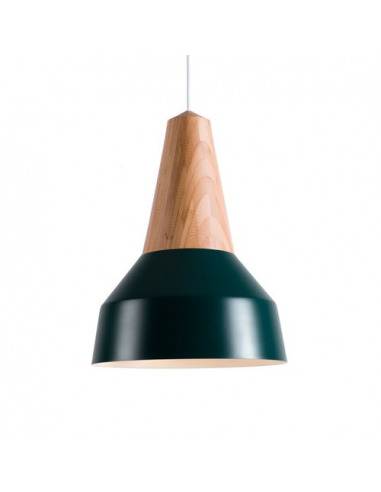 Suspension en bamboo Eikon basic au design scandinave