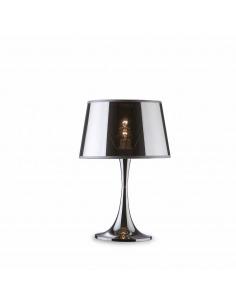 Lampe à poser design petite Bourgie en métal