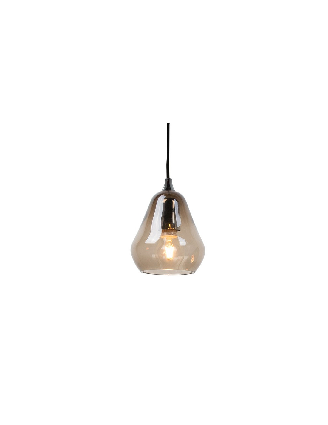 Lampadaire, Le vita, blanc, or, LED, 2700k, 570lm, Ø20cm